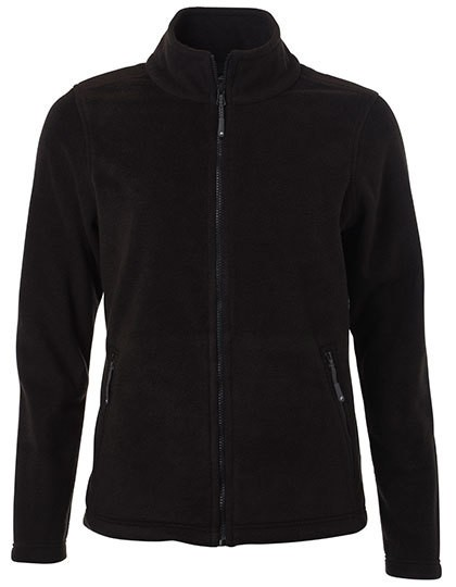 JN781 James+Nicholson Ladies´ Fleece Jacket